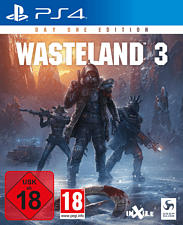 PS4 - Wasteland 3: Day One Edition /D