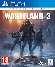 PS4 - Wasteland 3: Day One Edition /I