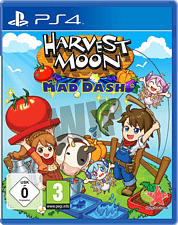PS4 - Harvest Moon: Mad Dash /F/I