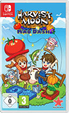 Switch - Harvest Moon: Mad Dash /D