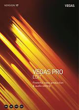 PC- VEGAS Pro 17 Edit /D/F