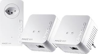 DEVOLO Magic 1 Wifi Mini - Sistema WLAN (Bianco)