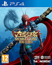 PS4 - Monkey King: Hero is Back /F/I