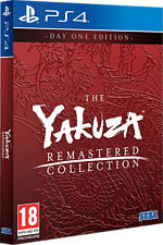 PS4 - The Yakuza Remastered Collection : Day One Edition /F