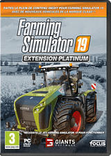 PC - Farming Simulator 19 : Extension Platinum /F