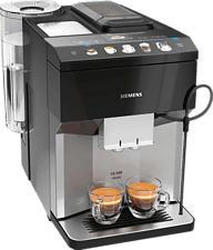 SIEMENS EQ.500 classic - Macchina da caffè superautomatica (Argento/Nero)