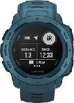 MediaMarkt GARMIN Instinct - Smartwatch GPS (Larghezza: 22 mm, Silicone, Blu/Blu scuro)