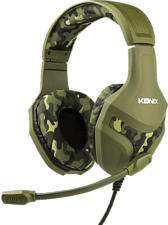 KONIX Mythics PS-400 - Gaming Headset (Camouflage)