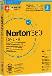 MediaMarkt PC/Mac - Norton 360 Deluxe (3 appareils/1 an/25 Go) : Swiss Edition /Multilingue