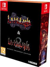 Switch - La-Mulana 1 & 2: Hidden Treasures Edition /D