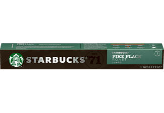 STARBUCKS Pike Place® Roast by NESPRESSO® Medium Roast - Capsules de café