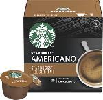 MediaMarkt STARBUCKS House Blend Grande by NESCAFE® DOLCE GUSTO® Medium Roast - Capsules de café