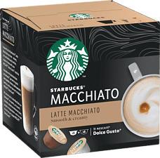 STARBUCKS Latte Macchiato by NESCAFE® DOLCE GUSTO® - Kaffeekapseln