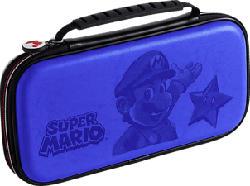 BIG BEN Super Mario - Custodia del controller (Blu)