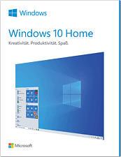 PC - Windows 10 Home 32/64 Bit USB Flash Drive /D
