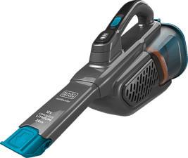 BLACK+DECKER BHHV320J - Handstaubsauger (Titanium/Blau)