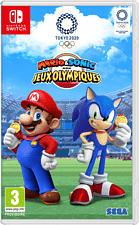 Switch - Mario & Sonic aux Jeux Olympiques de Tokyo 2020 /F