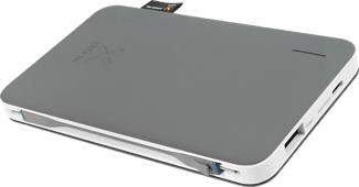 XTORM HUBBLE 6000 - Powerbank (Grau)