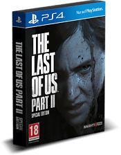 PS4 - The Last of Us Part II : Édition Spéciale /Multilingue