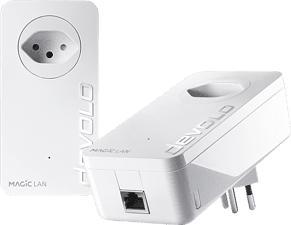 DEVOLO Magic 1 LAN - Adattatore LAN (Bianco)