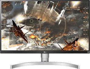 """LG 27UL650-W - Monitor (27 """", UHD 4K, 60 Hz, Schwarz/Weiss)"""