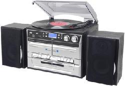 SOUNDMASTER MCD5550SW - Chaîne stéréo (Noir)