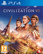 PS4 - Sid Meier's Civilization VI /F