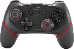 SPEEDLINK WIELD Wireless Gamepad - Contrôleur (Noir/Rouge)