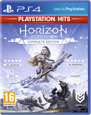 PS4 - PlayStation Hits: Horizon Zero Dawn - Complete Edition /Multilinguale