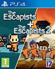PS4 - The Escapists + The Escapists 2 /D