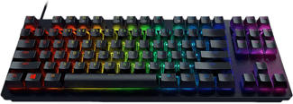 RAZER Huntsman Tournament Edition - Gaming Tastatur (Schwarz)