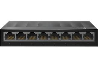 TP-LINK LS1008G - Desktop Switch (Schwarz)