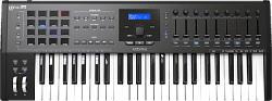 ARTURIA KeyLab 49 MkII - Contrôleur clavier MIDI/USB (Noir)