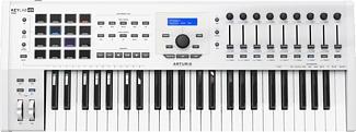 ARTURIA KeyLab 49 MkII - Controller tastiera MIDI/USB (Bianco)