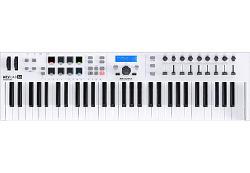 ARTURIA KeyLab Essential 61 - Contrôleur clavier MIDI/USB (Blanc)