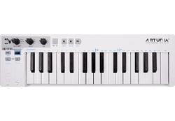 ARTURIA KeyStep - Keyboard Controller und Step Sequencer (Weiss)