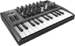 ARTURIA MicroBrute - Synthétiseur analogique (Noir)