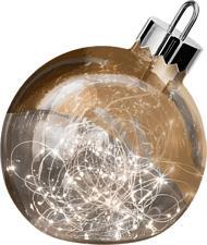 SOMPEX Ornament (Ø 20 cm) - Pallina di Natale LED