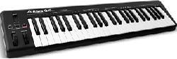 ALESIS Q49 - MIDI/USB Keyboard Controller (Schwarz)