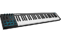 ALESIS V61 - MIDI/USB Keyboard Controller (Schwarz)