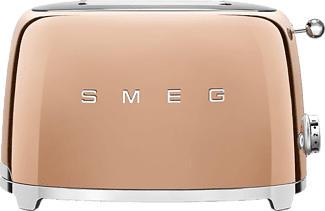 SMEG 50's Retro Style 2S - Tostapane (Oro rosa)