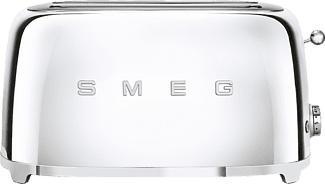 SMEG 5232.20 50 S Retro Style long - Grille-pain (Chrome)