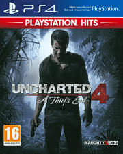 PS4 - PlayStation Hits: Uncharted 4 - A Thief's End /Multilingue