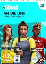 PC - The Sims 4: Vita Universitaria - Expansion pack /Multilinguale