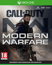 Xbox One - Call of Duty: Modern Warfare /D