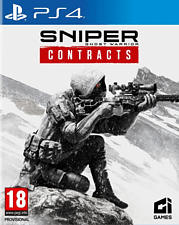 PS4 - Sniper Ghost Warrior Contracts /I