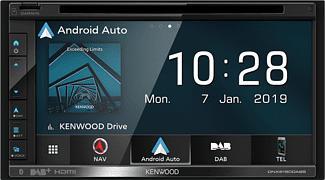 KENWOOD DNX5190DABS - Autoradio (Schwarz)