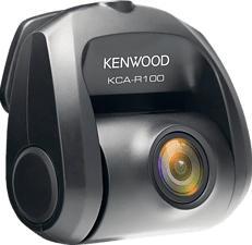 KENWOOD KCA-R100 - Rücksichtkamera (Schwarz)