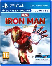 PS4 - Marvel's Iron Man VR /Mehrsprachig