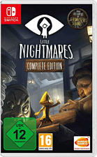 Switch - Little Nightmares: Complete Edition /D